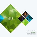 Éléments de conception de vecteur d'affaires pour la disposition graphique Résumé moderne Photos stock
