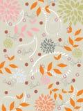 éléments de conception floraux Photographie stock libre de droits