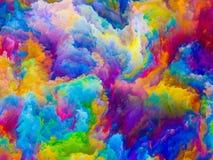 Éléments de couleurs Photographie stock