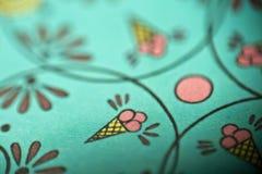 Éléments de crème glacée  Photographie stock