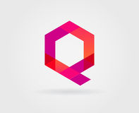 Éléments de Logo Letter Icon Design Template dans le vecteur Photographie stock libre de droits