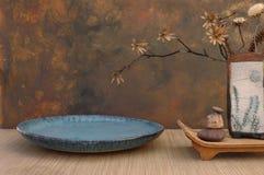 Éléments de zen Photographie stock