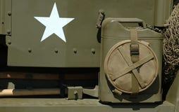 Éléments du cru WWII Photographie stock libre de droits