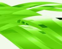 Éléments en verre abstraits 012 Image stock