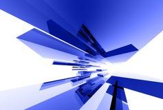 Éléments en verre abstraits 031 Images stock