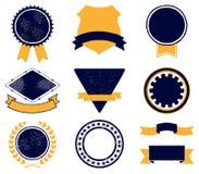 Éléments pour des logos Photo libre de droits