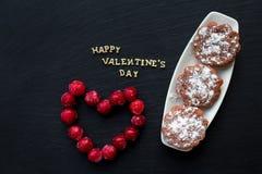 Éléments pour le jour du ` s de St Valentine Images libres de droits
