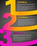 Éléments réalistes de conception Image libre de droits