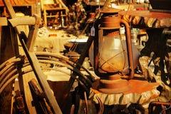 Éléments rustiques Photographie stock