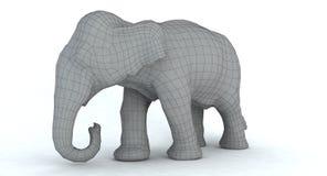Éléphant Images stock