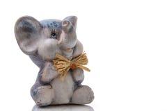 Éléphant d'enfant Photos libres de droits