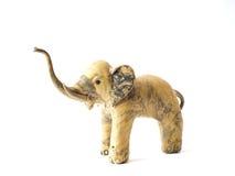 Éléphant d'interpréteur de commandes interactif Images stock