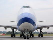 Éléphant de Boeing 747 Photographie stock libre de droits