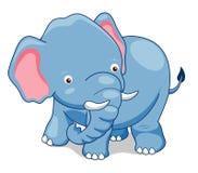 Éléphant mignon Photographie stock
