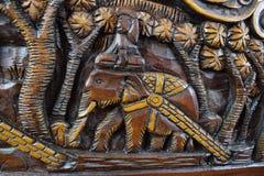 Éléphant thaï Photo stock