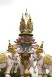 Éléphants thaïs Photographie stock libre de droits