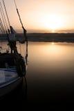 Élévation de Sun Photo libre de droits