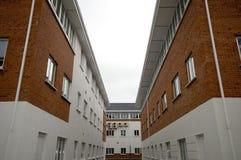 ÉL edificio Imagen de archivo libre de regalías