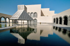 Él museo del arte islámico Fotos de archivo