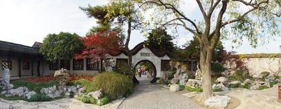 Él pabellón del Jardín-Shuixin Fotografía de archivo libre de regalías