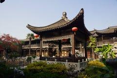 Él pabellón del Jardín-Shuixin Fotografía de archivo