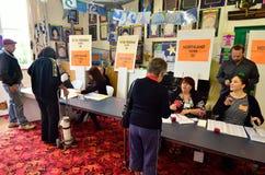 2014 élection générale - élections Nouvelle-Zélande Photo libre de droits