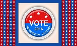 Élection présidentielle des USA Photographie stock libre de droits