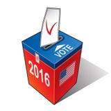 Élections 2016 des USA illustration stock