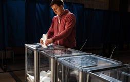 Élections en Ukraine photos libres de droits