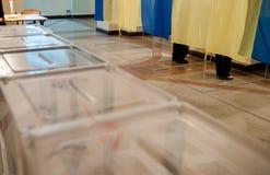 Élections locales en Ukraine photos stock