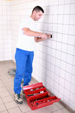 électricien photos stock