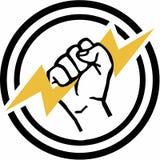Électricien Electrical Hand illustration libre de droits