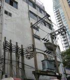 électricités Photos stock