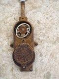 Électricités antiques, échos du passé image libre de droits