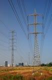 Électrification. Image libre de droits