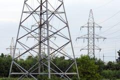 électrification Photo stock