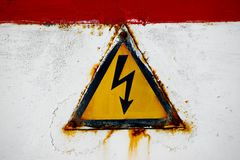 Électrique Photo stock