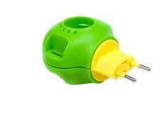électrique moustique d'isolement anti par fumigator Image stock