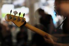 Électro guitare Photos libres de droits