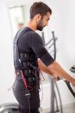 Électro stimulation de muscle Image libre de droits