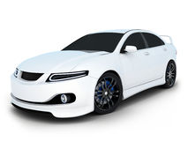 Électro voiture Images stock