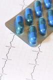 Électrocardiogramme Photo libre de droits