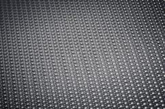 Électrodéposition de maille en métal Photographie stock