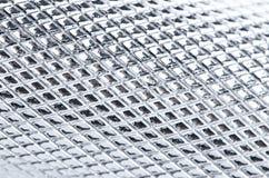 Électrodéposition de maille en métal Image libre de droits