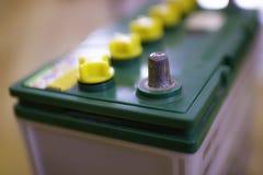 Électrode pour que les agrafes de pullover chargent Photographie stock