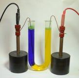 électrolyse Image stock