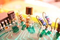 Électronique photographie stock libre de droits