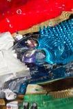 Électronique abstrait Images stock