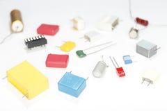 Électroniquement dispositifs Photo libre de droits