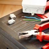 Électrotechnique Images libres de droits